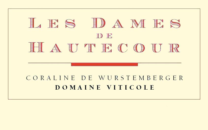 Dames Hautecour_logo fond jaune