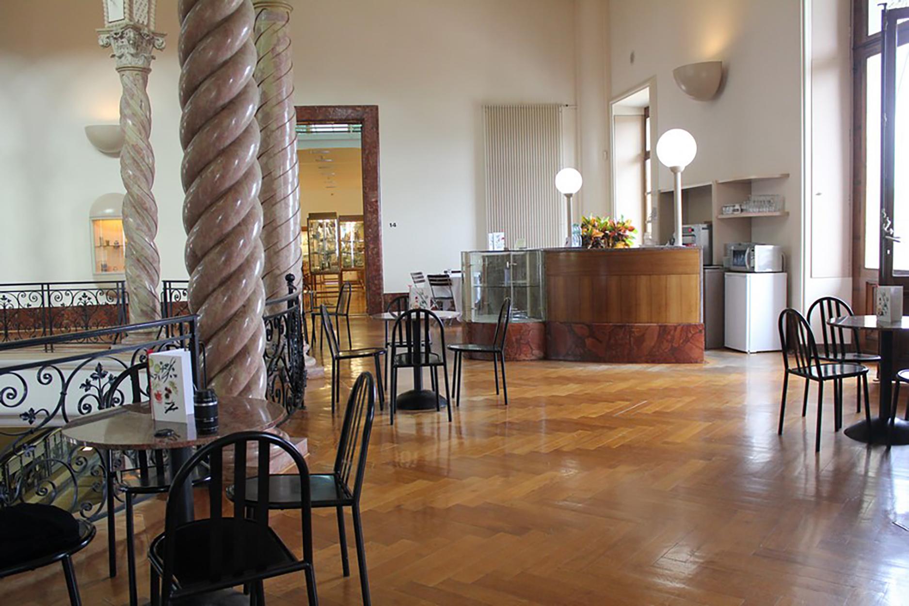 Musée Ariana - Comptoir Gourmand