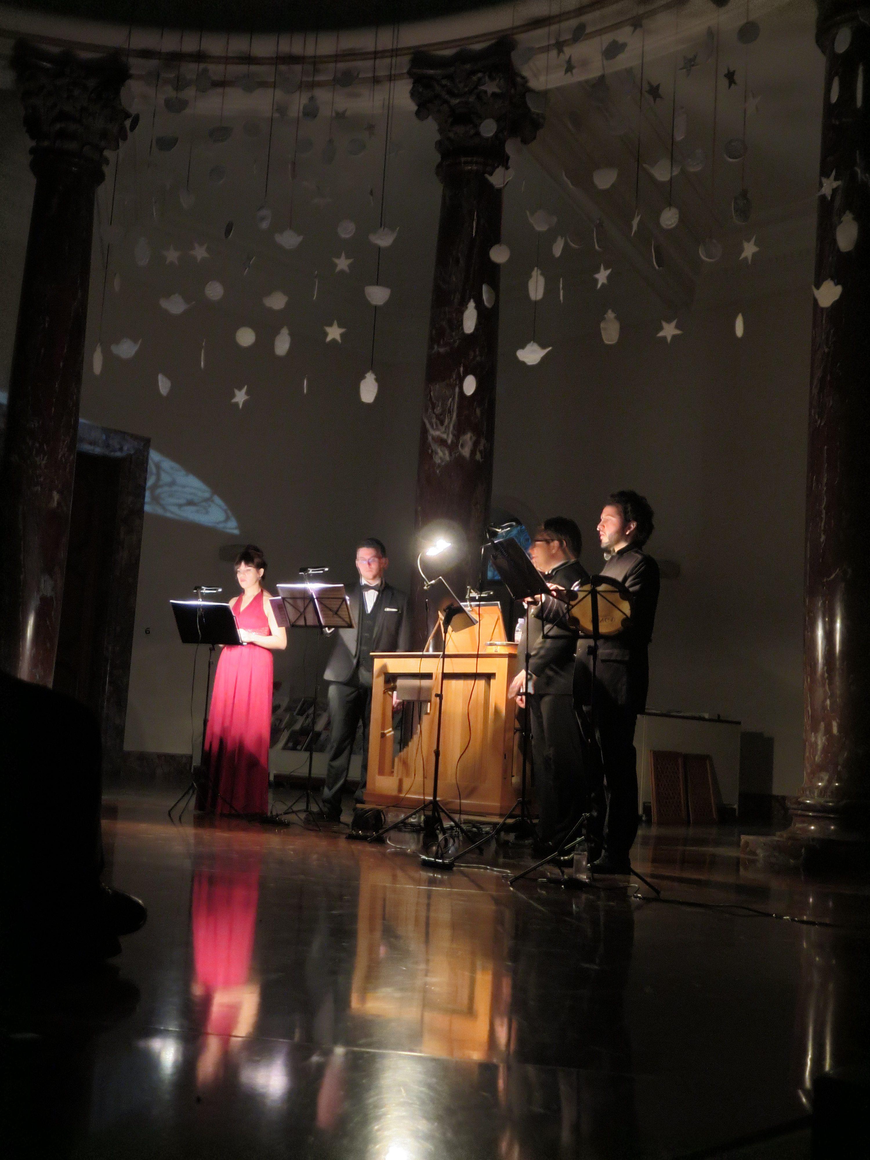 Cappella Genevensis au Musée Ariana - Noël Baroque en France
